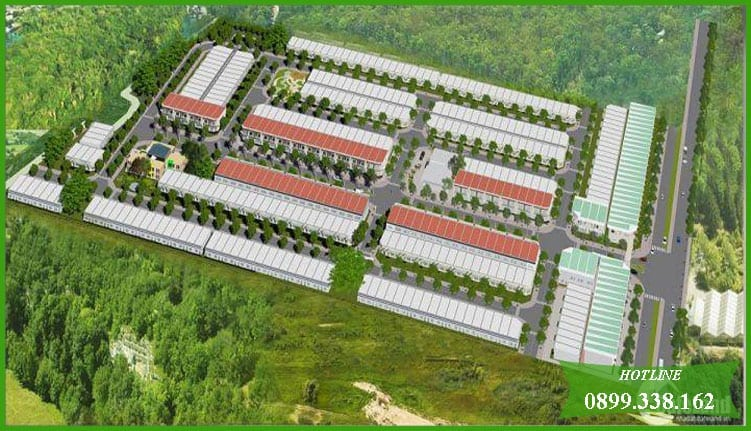 dự án Huỳnh Gia Residence