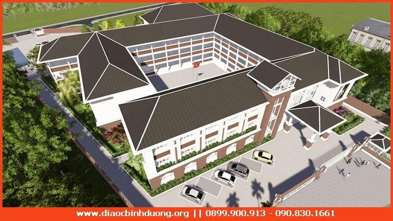 Trường học trong KDT Phúc Đạt