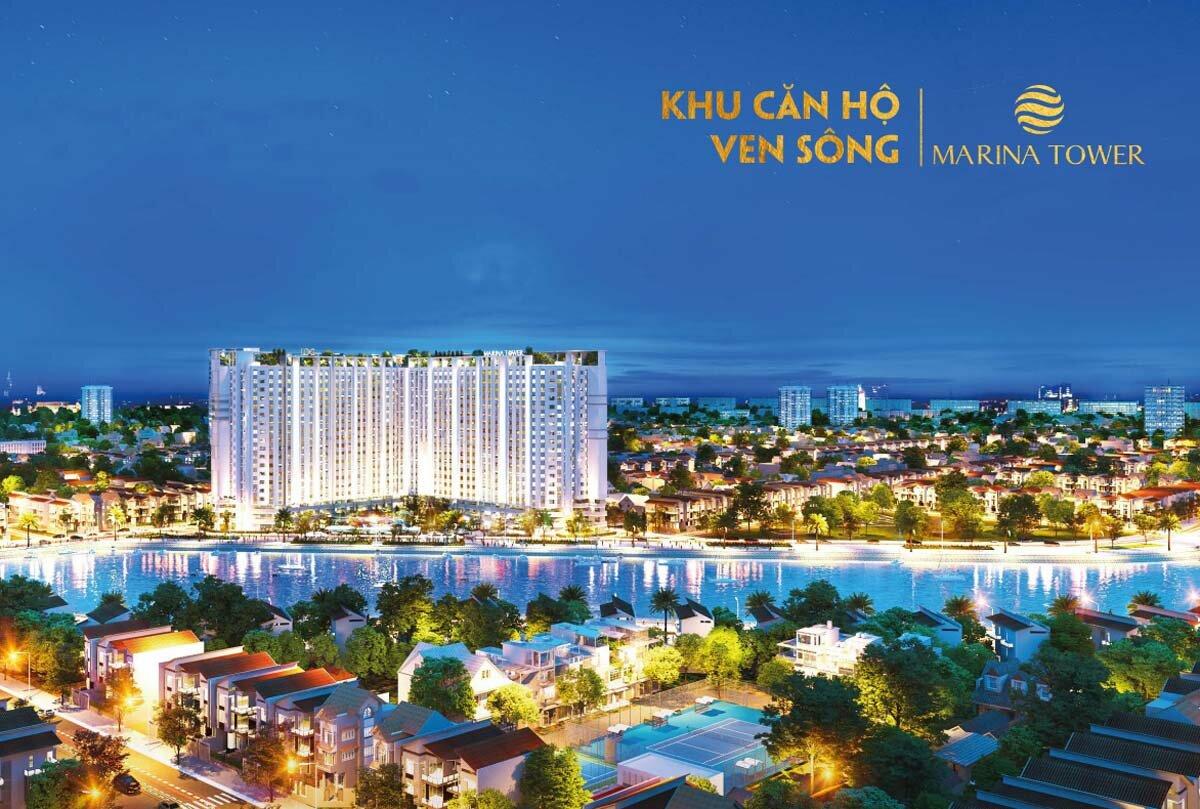 Marina Tower Bình Dương – Dự án số 1 đi đầu theo xu hướng Singapore tại Thuận An. 4