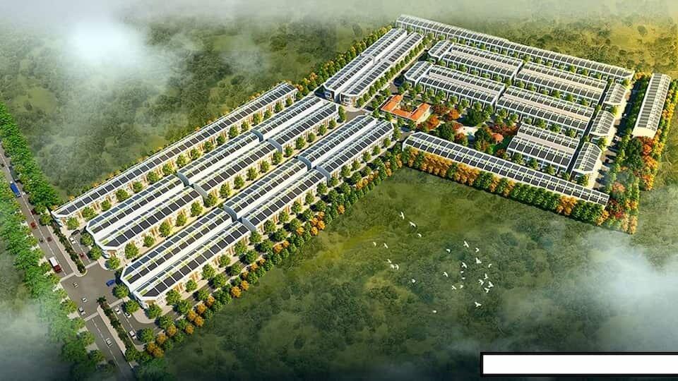 Khu nhà ở Lộc Phát - Đất nền Xã Long Nguyên, Bàu Bàng