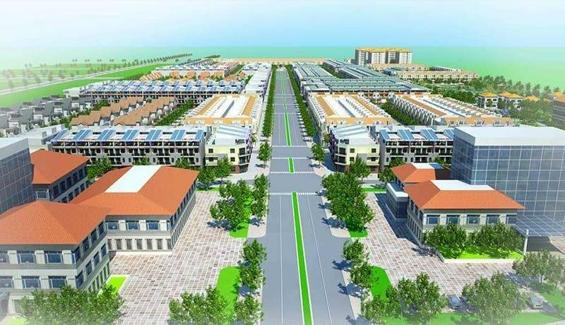 Khu dân cư Nam Tân Uyên, Bình Dương | Đất nền Sổ Đỏ, có 1/500