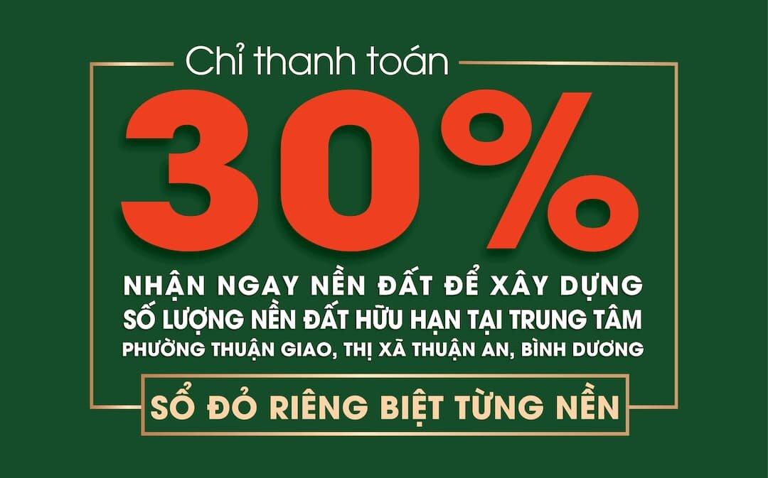 Dự án Horizon Homes Tx. Thuận An