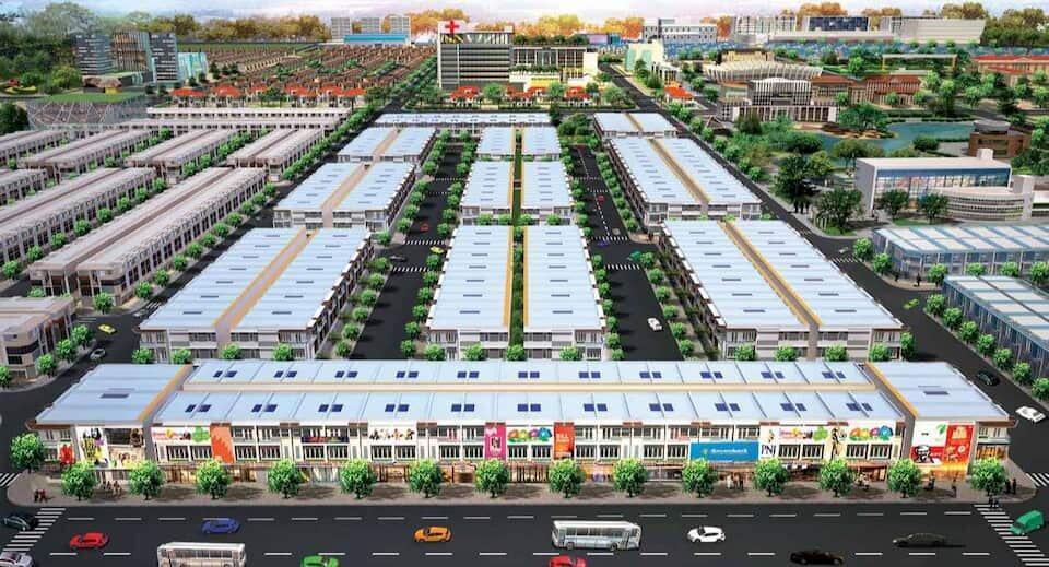 Khu nhà ở Phú Hồng Khang và Phú Hồng Đạt | Đất nền Thuận An