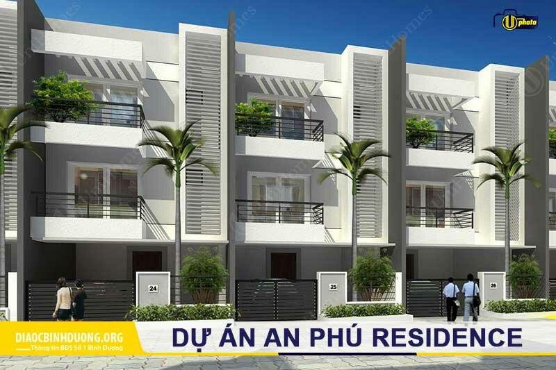 Thiết kế dự án An Phú Residence