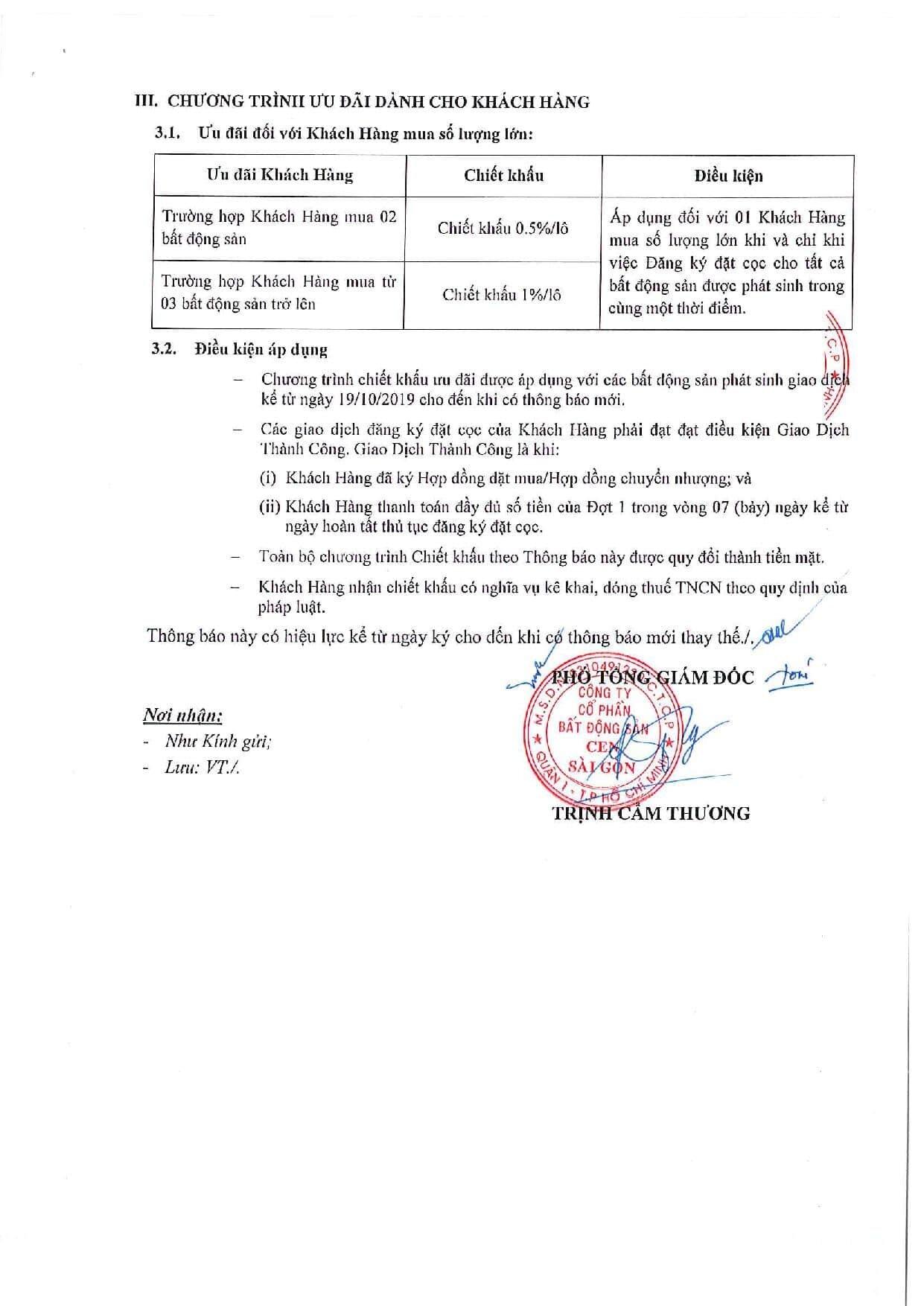 Thuận An Central - Phương thức thanh toán