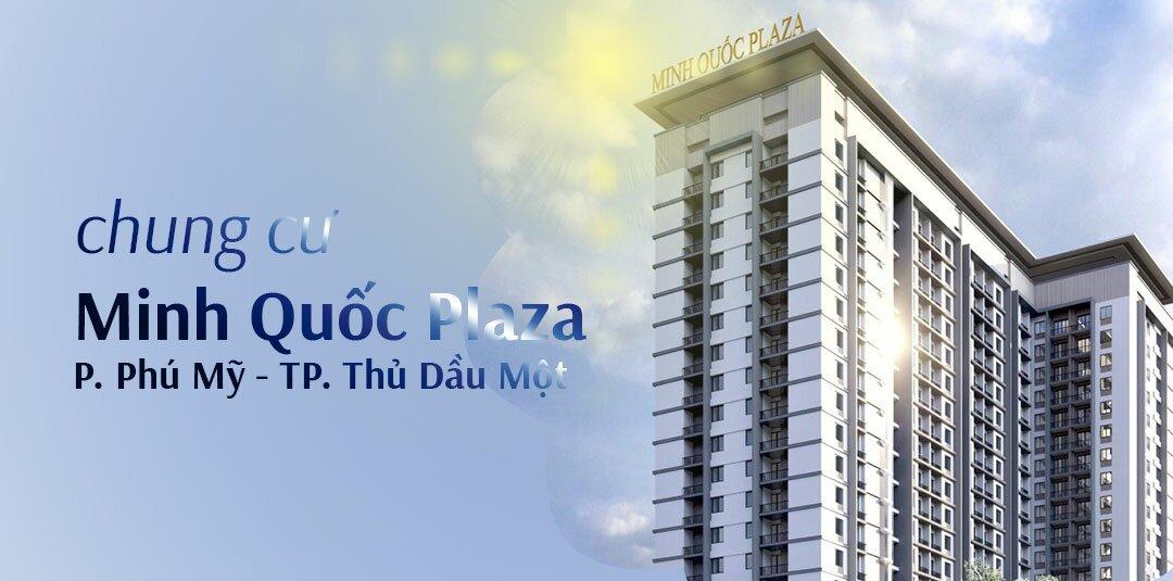 Dự Án Căn Hộ Minh Quốc Plaza - Phường Phú Mỹ, Thủ Dầu Một