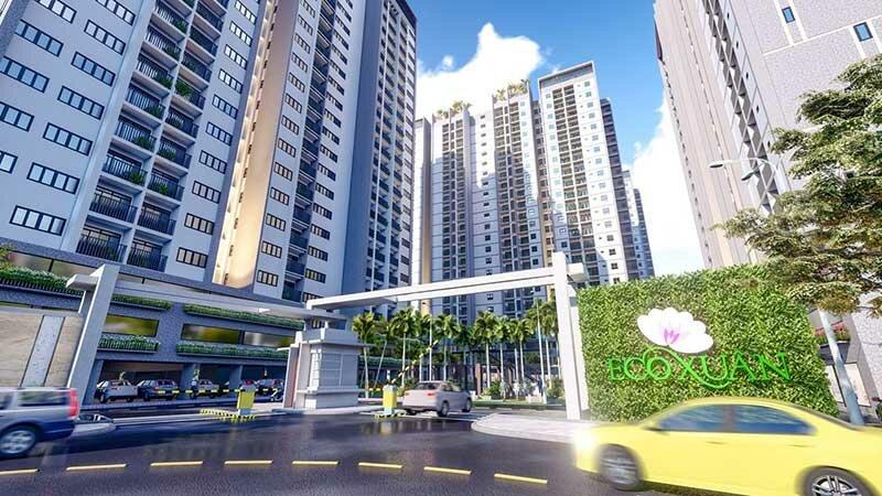 Dự án EcoXuân Sky Residences 1
