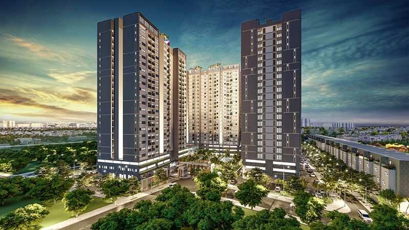 Dự án EcoXuân Sky Residences 2