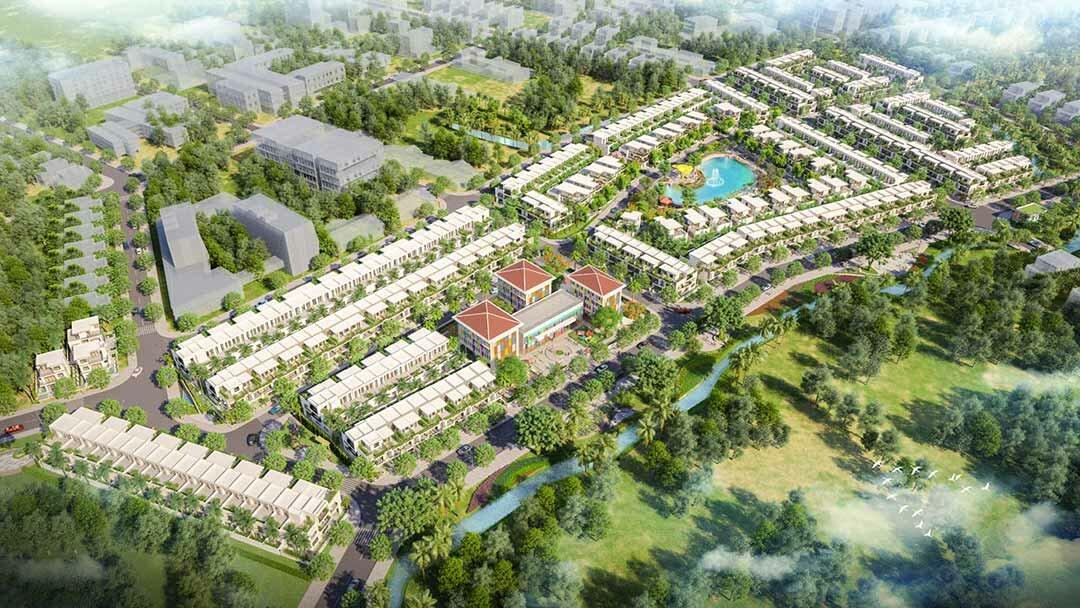 Thông tin dự án Qi Island Thuận An
