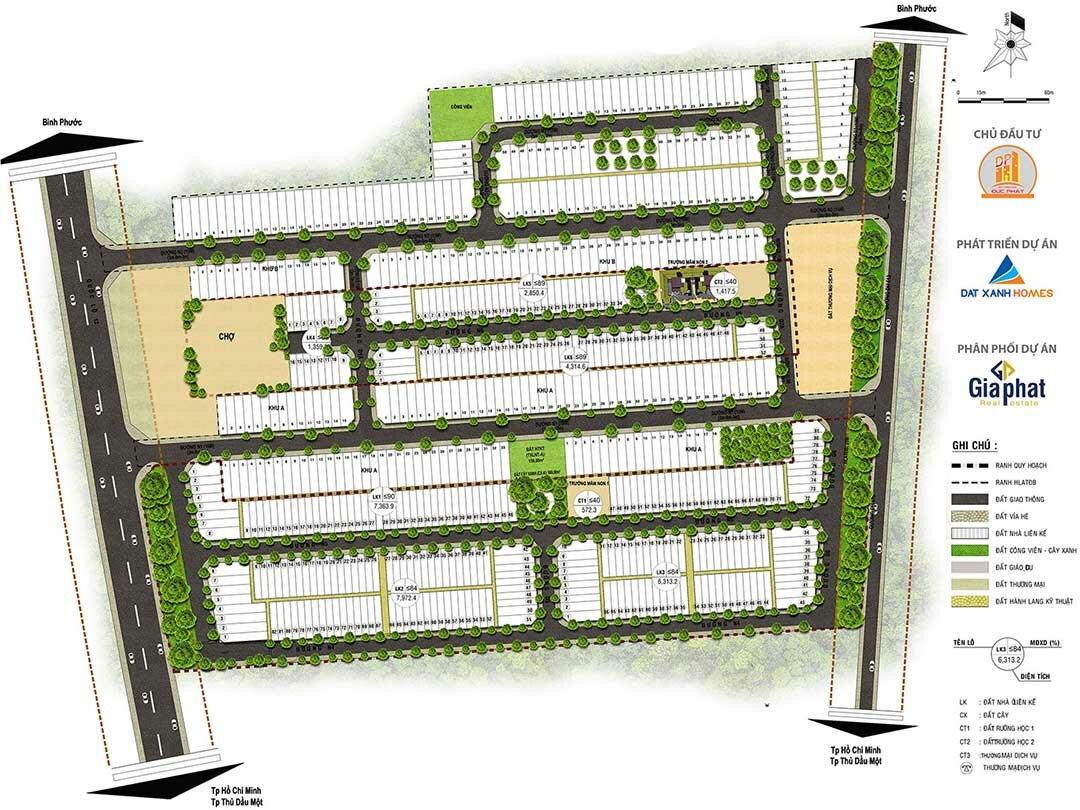 Giới thiệu dự án Sunview City bàu bàng