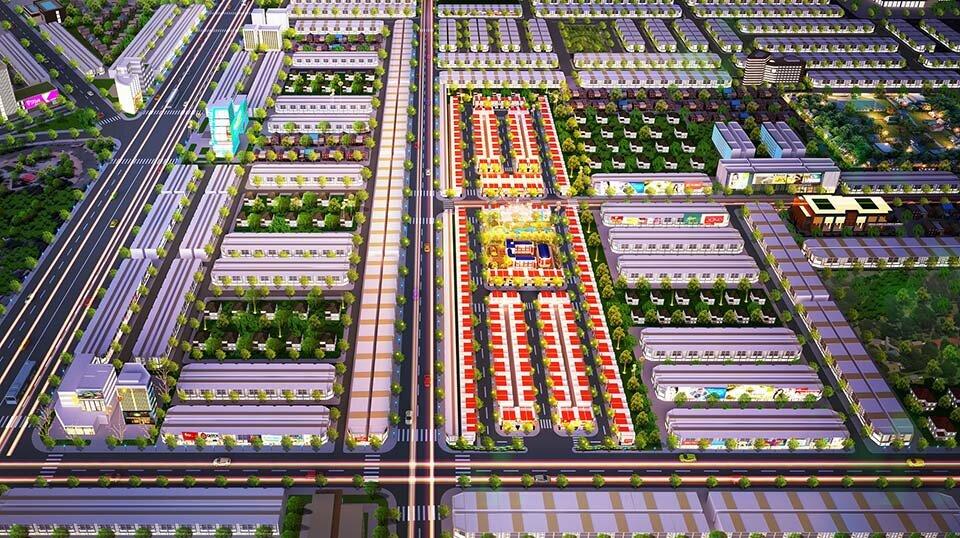 Dự án Golden Future City Bàu Bàng
