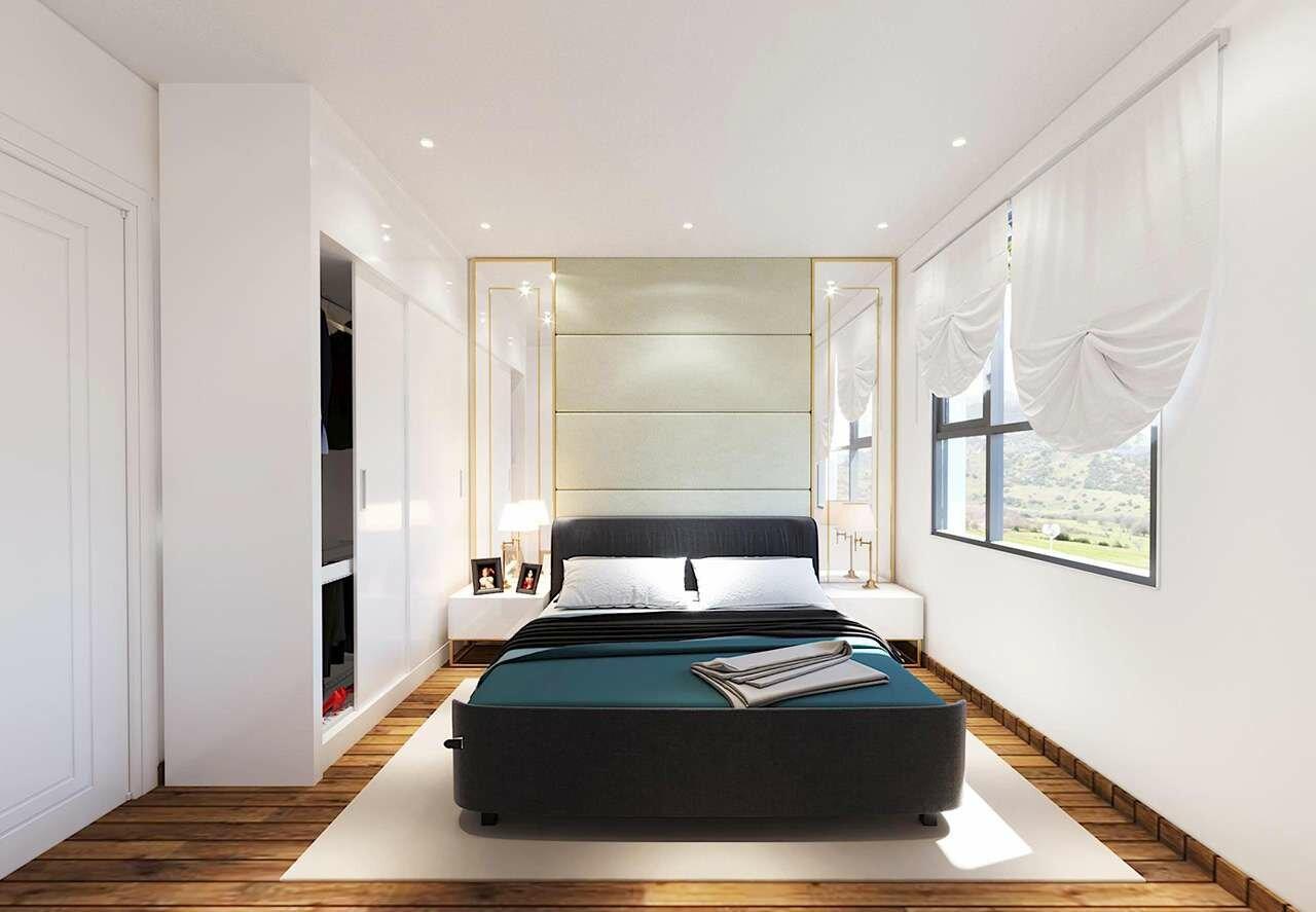 Mẫu phòng ngủ căn A minh quốc plaza