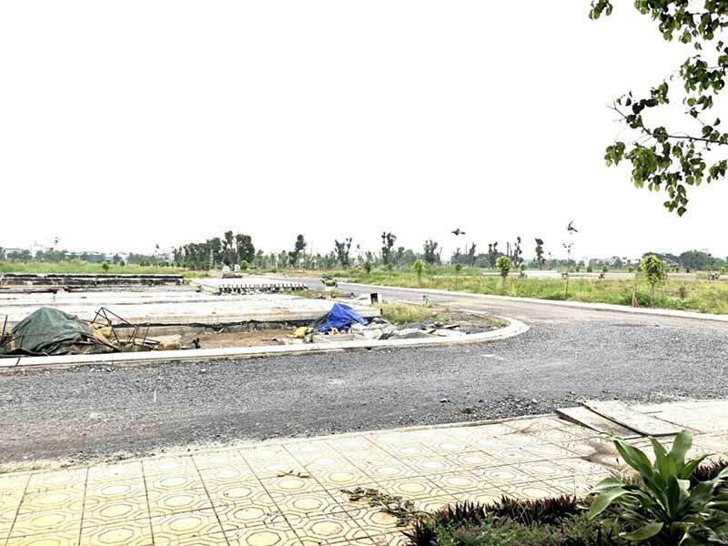 Hình ảnh thực tế dự án Qi Island Ngô Chí Quốc 2