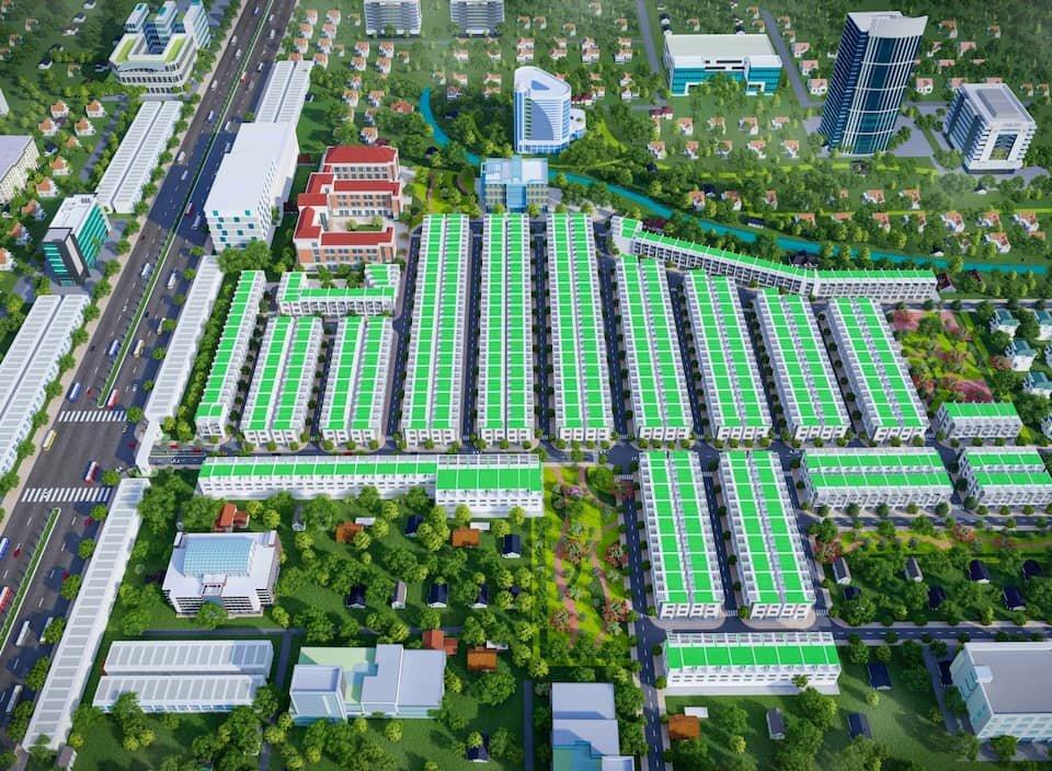 Đất nền Green City - Phương Trường An 5 tại Phú Giáo