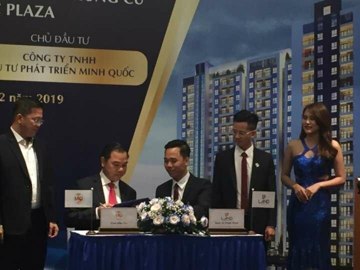 Lễ ra mắt dự án Minh Quốc Plaza - Căn hộ tại Thủ Dầu Một