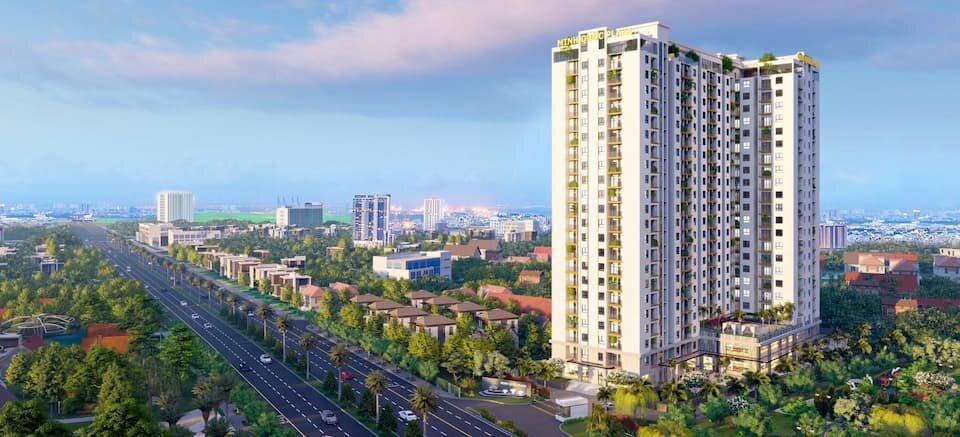 Dự án Minh Quốc Plaza: Góp phần mang lại không gian đô thị văn minh