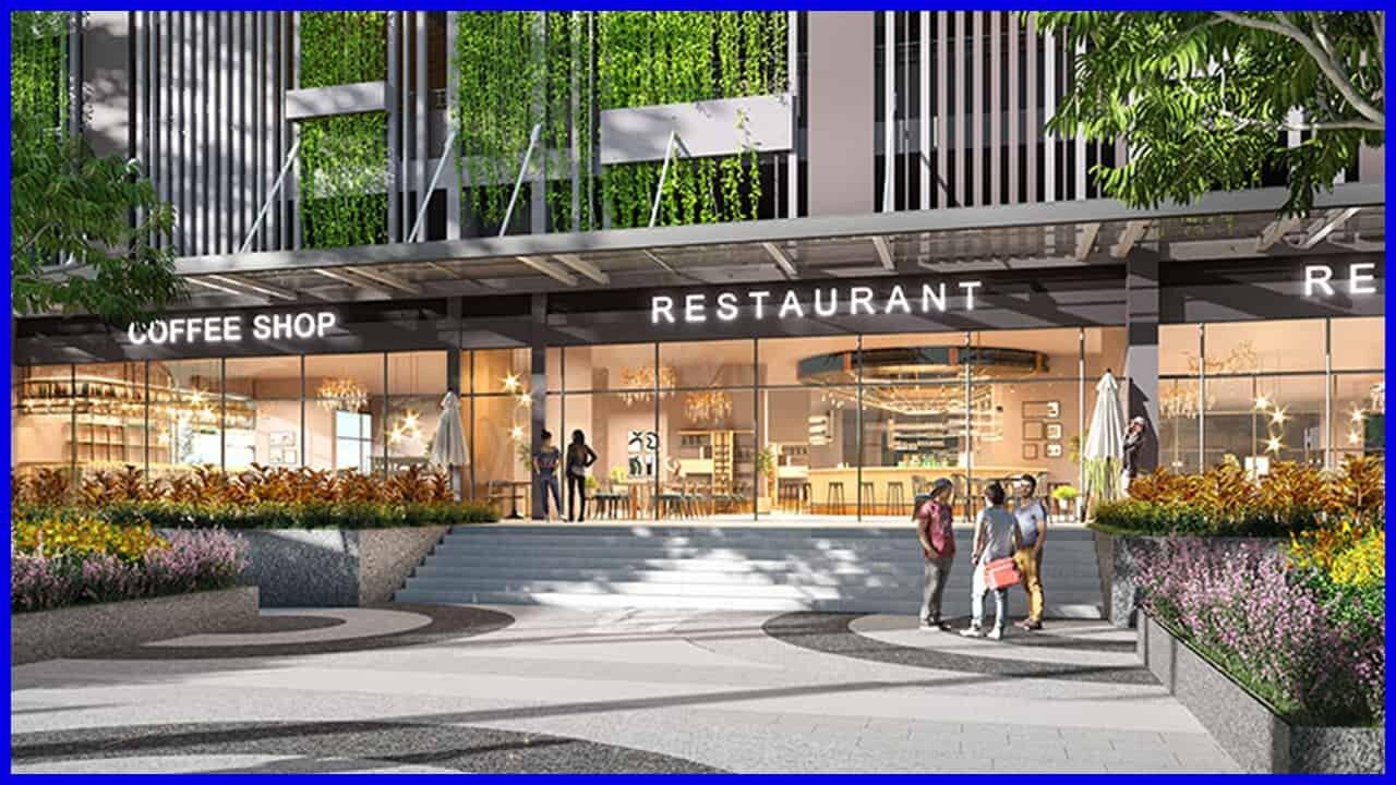 Thiết kế chung cư Opal Avenue Thuận An