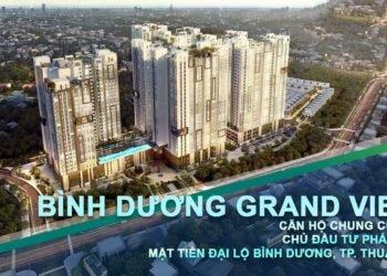 Giới thiệu Dự án Bình Dương Grand View