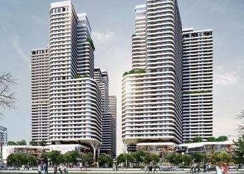 Thiết kế trung tâm thương mại Bình Dương Grand View