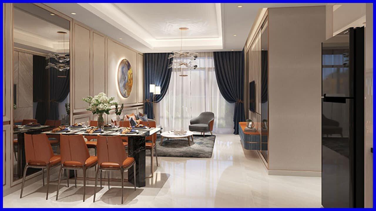 Thiết kế căn hộ chung cư Opal Avenue Lái thiêu