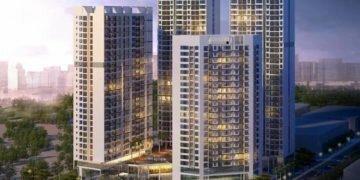 Phối cảnh căn hộ Green Square Dĩ An City - TBS Land