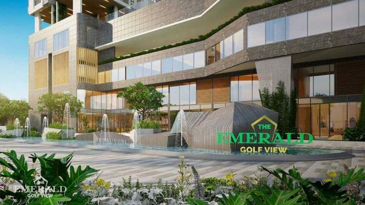 Dự án The Emerald Golf View
