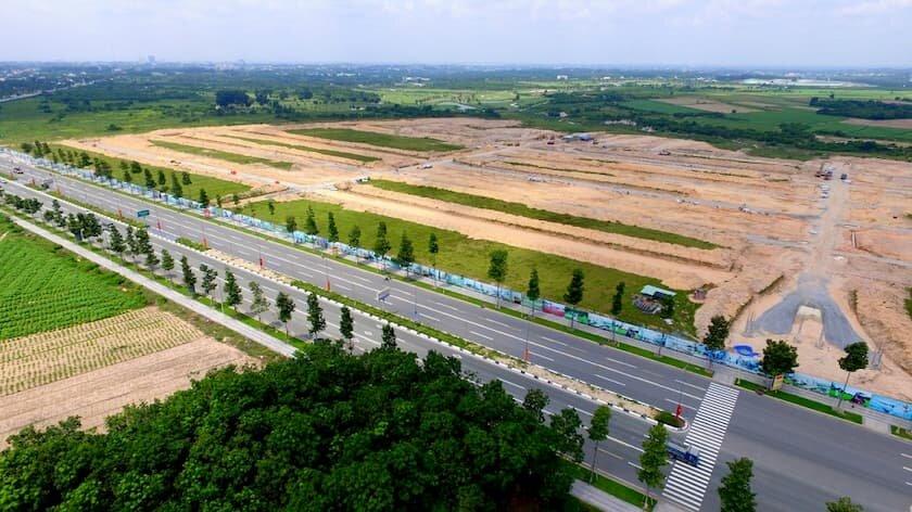 Bàn giao khu đất công 43ha (KĐT Tân Phú) cho địa phương quản lý