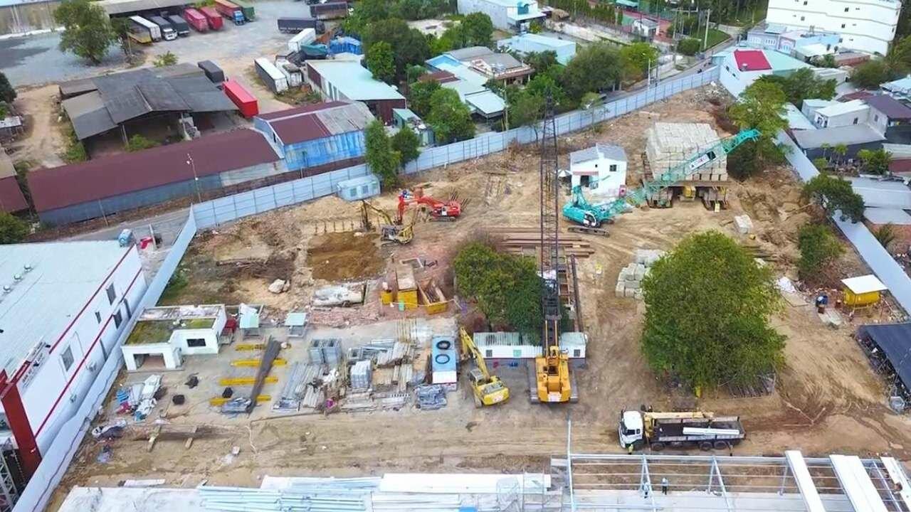 Hình ảnh dự án The Emerald Thuận An