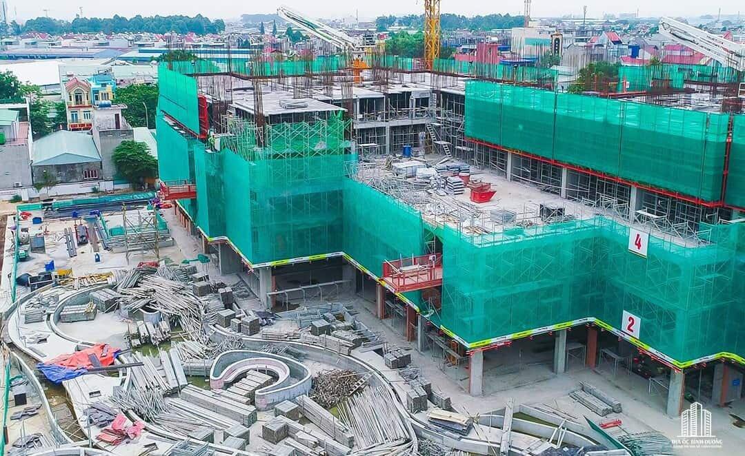 Tiến độ thi công dự án Charm City ngày 27/05/2020. Ảnh 4