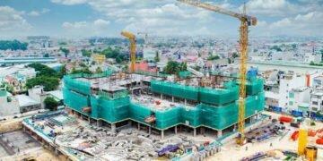 Tiến độ thi công dự án Charm City ngày 27/05/2020. Ảnh 5