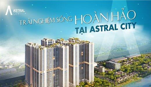 Cover dự án Astral City tháng 01/2021