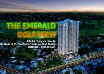 Dự án the emerald golf view bình dương