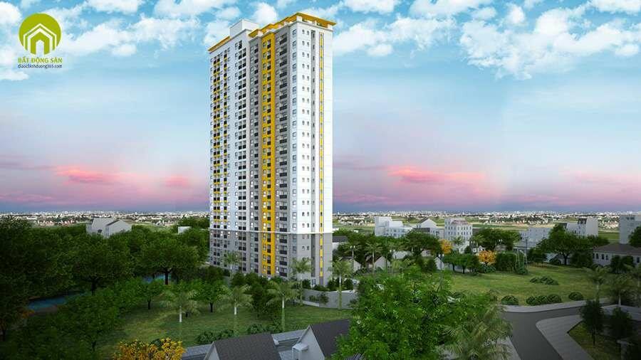 Thiết kế dự án Bcons Bee phường Bình An, Dĩ An