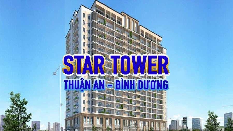 Căn hộ Star Tower Thuận An