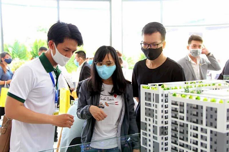 Bất động sản Thuận An thu hút nhà đầu tư