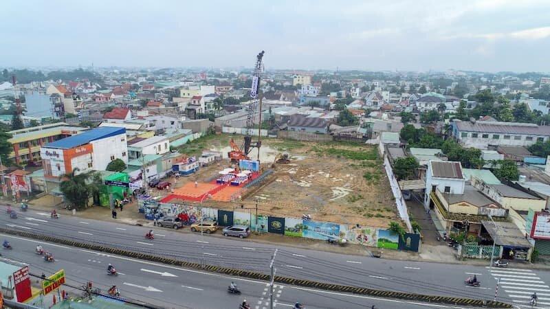 Central khởi công dự án Phúc Đạt Tower tại Bình Dương