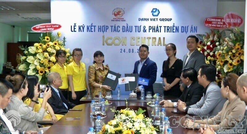 Phú Hồng Thịnh hợp tác với Danh Việt Group