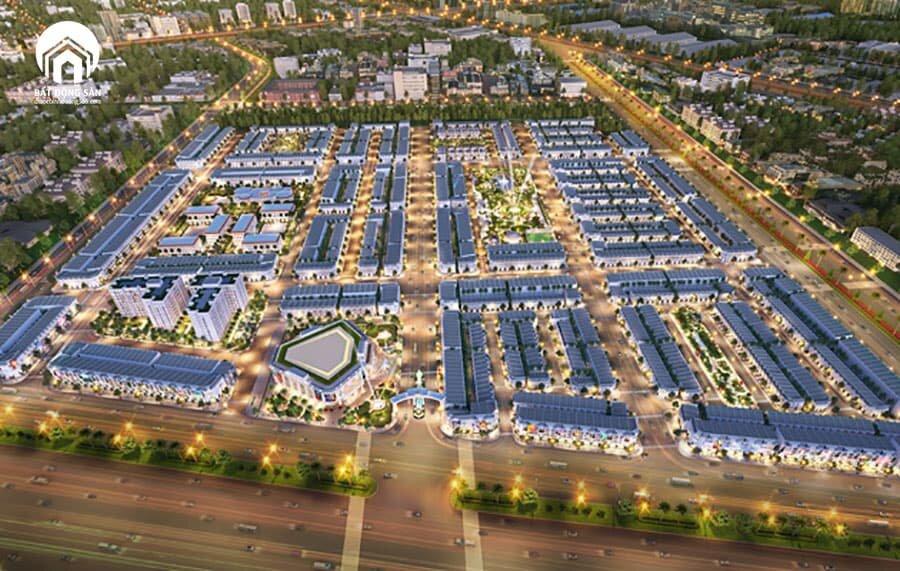 Dự án Richland Residence Thủ Dầu Một
