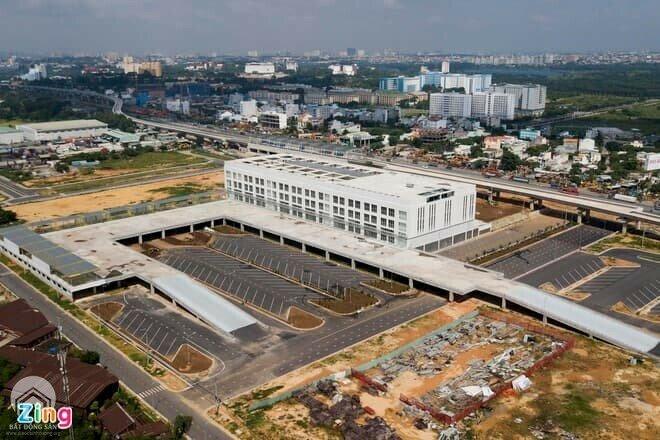Bến xe Miền Đông mới chính thức mở cửa từ ngày 10/10