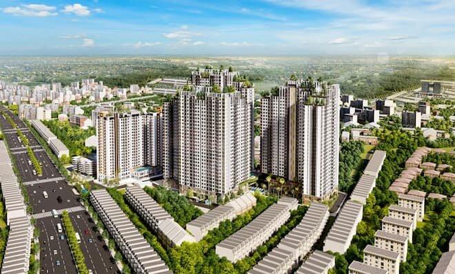 Ra mắt khu phức hợp căn hộ phong cách Châu Âu - Legend Complex
