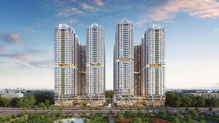 Sở hữu căn hộ cao cấp trung tâm TP.Thuận An với chính sách thanh toán 1%