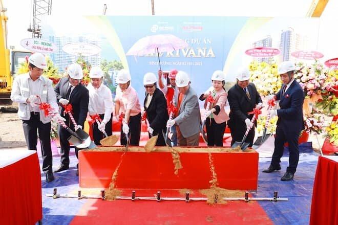 Khởi công dự án The Rivana quy mô hơn 1.000 căn