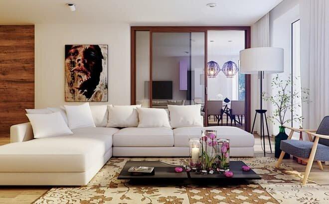 6 lưu ý khi bài trí ghế sofa để lộc tài tăng tiến, gia đạo bình an - ảnh 1