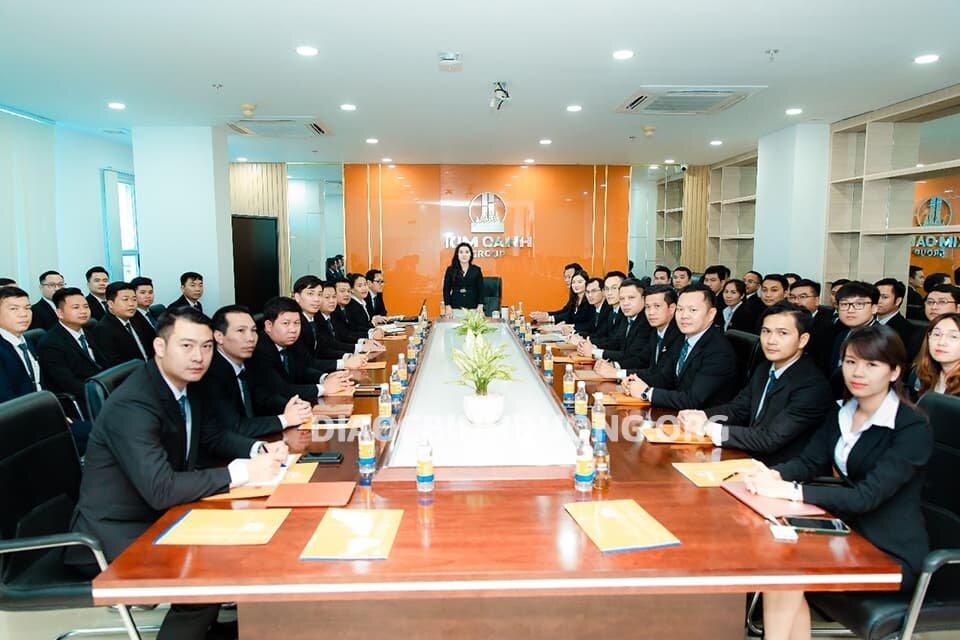 Giới thiệu chủ đầu tư Kim Oanh Group
