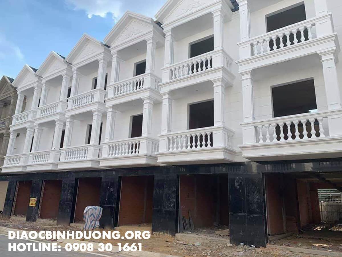 Tiến độ dự án nhà phố Hưng Vượng Lái Thiêu Thuận An 6